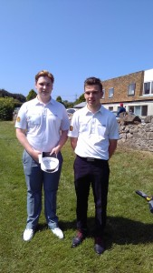 8. Kyle & Rhys 4somes pair