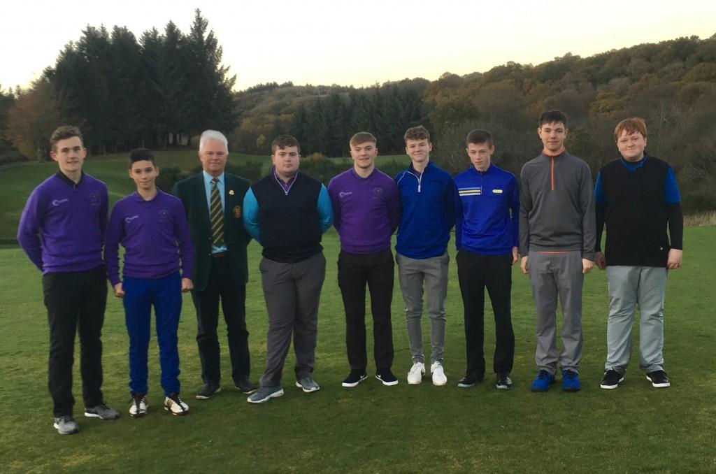Bearsden Junior Team